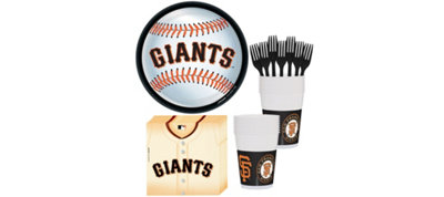 San Francisco Giants Basic Fan Kit