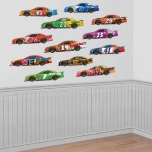 Race Car Add Ons 12ct