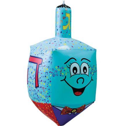 Hanukkah Inflatable Dreidel
