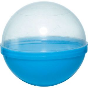 Blue Ball Favor Container 12ct