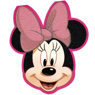 Glitter Minnie Mouse Invitations 8ct
