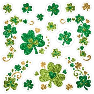 Shamrock Body Jewelry 1 sheet