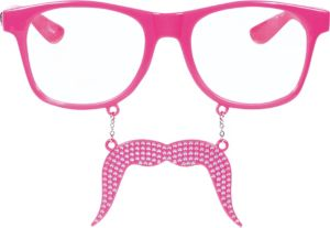 Pink Swag Sun-Staches