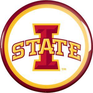 Iowa State Cyclones Button