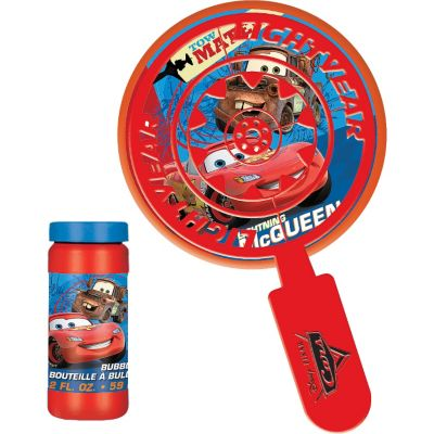 Cars Bubble Wand Set