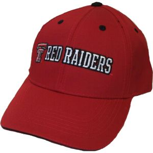 Texas Tech Red Raiders Baseball Hat