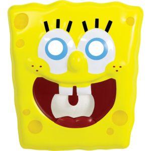 Plastic SpongeBob Mask