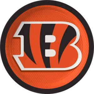Cincinnati Bengals Lunch Plates 18ct
