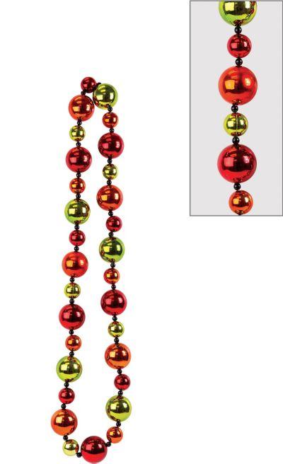 Fiesta Jumbo Bead Necklace