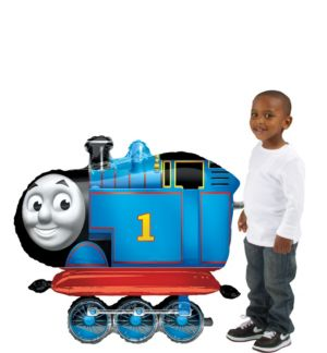 Thomas the Tank Engine Balloon - Gliding