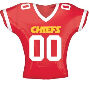 Kansas City Chiefs Balloon - Jersey