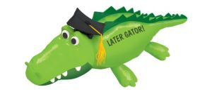 Graduation Autograph Alligator