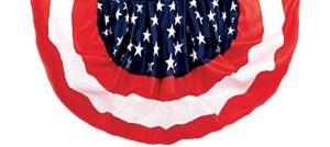 Patriotic Flag Bunting