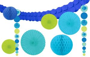 Cool Sea Decorating Kit 9pc