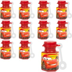 Cars Mini Bubbles 48ct