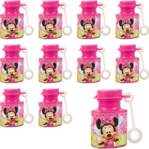 Minnie Mouse Mini Bubbles 8ct