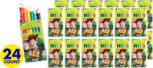 Toy Story Colored Pencils 24ct