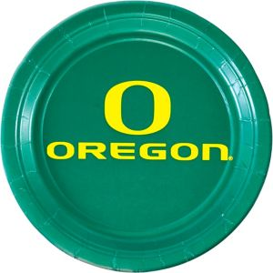 Oregon Ducks Lunch Plates 10ct