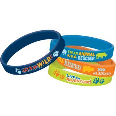 Go, Diego, Go! Wristbands 4ct