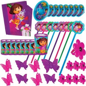Dora the Explorer Favor Pack 48pc