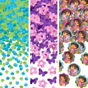 Dora the Explorer Confetti 1.2oz