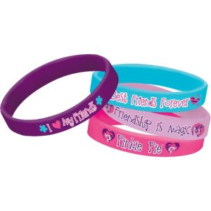My Little Pony Wristbands 4ct