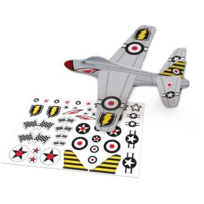 Glider Plane Craft Kit