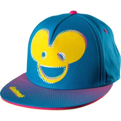 Neon Deadmau5 Baseball Hat