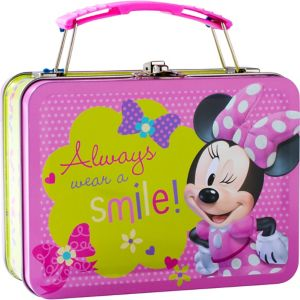 Mini Minnie Mouse Tin Box