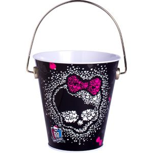 Monster High Metal Pail