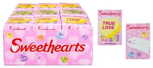 Sweethearts Conversation Heart Exchange Boxes 36ct