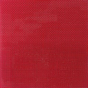Apple Red Woven Placemat