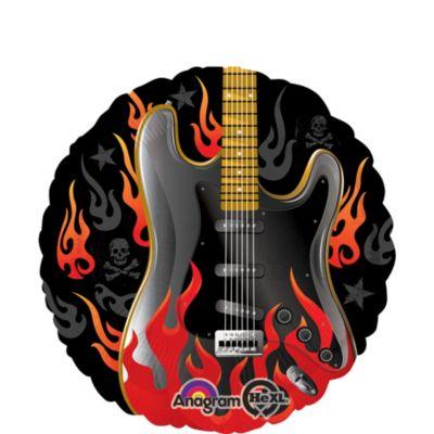 Rock Star Balloon - Guitar