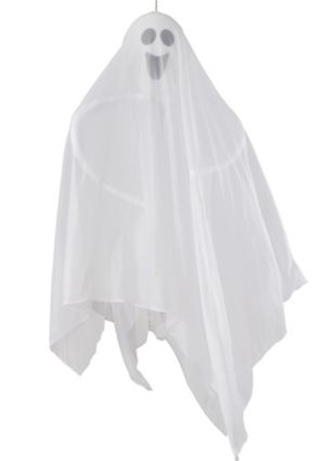 Hanging Fabric Ghost