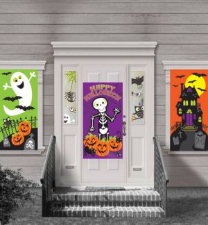 Cute Halloween Decorations 33pc