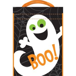 Boo Trick or Treat Bag