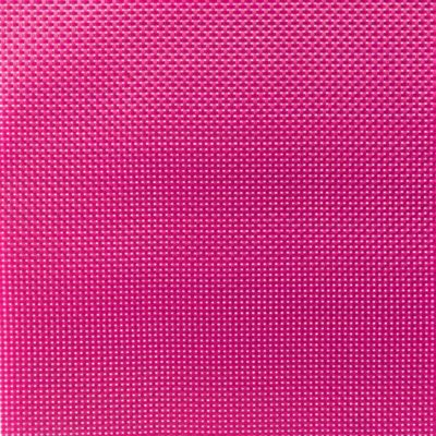 Bright Pink Woven Placemat