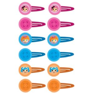 Lalaloopsy Hair Clips 12ct