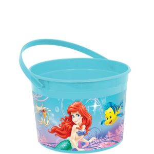 Little Mermaid Favor Container 4in