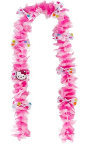 Child Hello Kitty Boa 62in