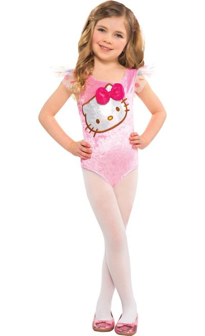 Child Hello Kitty Bodysuit