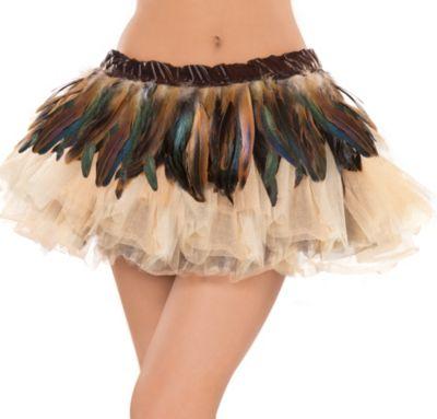 Owl Feather Belt