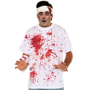 Adult Bloody Shirt