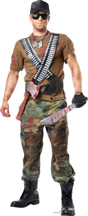 Zombie Survival Belt