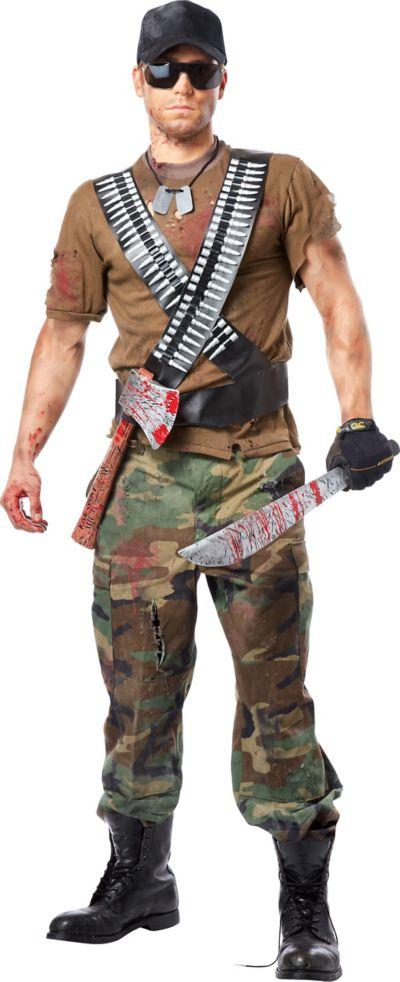 Zombie Survival Belt