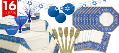 Judaic Traditions Deluxe Party Kit