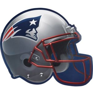 New England Patriots Cutout