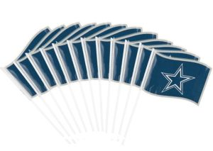 Dallas Cowboys Flags 12ct