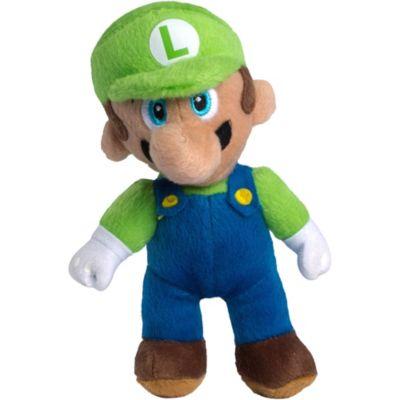 Clip-On Luigi Plush