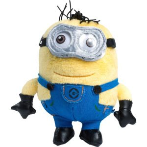 Clip-On Despicable Me Jerry Minion Plush